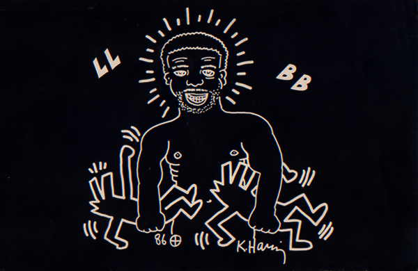 Larry Levan - Keith Haring