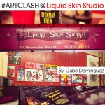 The Liquid Skin Studio Art Clash In Pictures