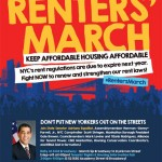 Op-Led: Join The Renters' March On Saturday, October 25th