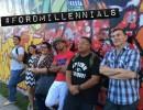 Ford Millenials - Group - Wynwood Walls