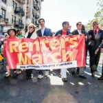 The Renters' March In Pictures