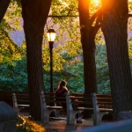 Pics From The People: Sunset in Ft Tryon Park