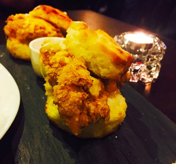 BLVD Bistro - Harlem - Chicken Bisquit
