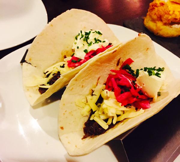 BLVD Bistro - Harlem - Tacos