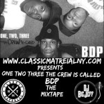 Monday Mood Music: Classic Material X DJ Big Jeff - The Crew is Called BDP Mixtape