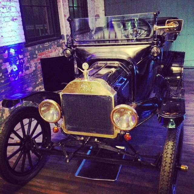 Ford Piquette Plant - Ford Model T