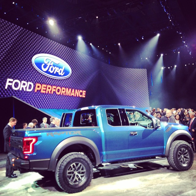 2015 North American International Auto Show - Ford F-150