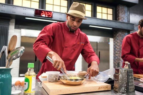 Henry Santos - Top Chef Estrellas