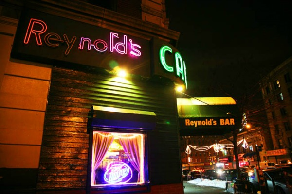 Reynold's Bar - Washington Heights