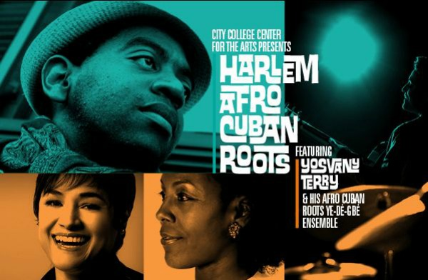 Harlem Afro Cuban Roots @ City College
