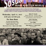 04/15/15: Sosúa: Make a Better World Screening & Discussion @ Rutgers
