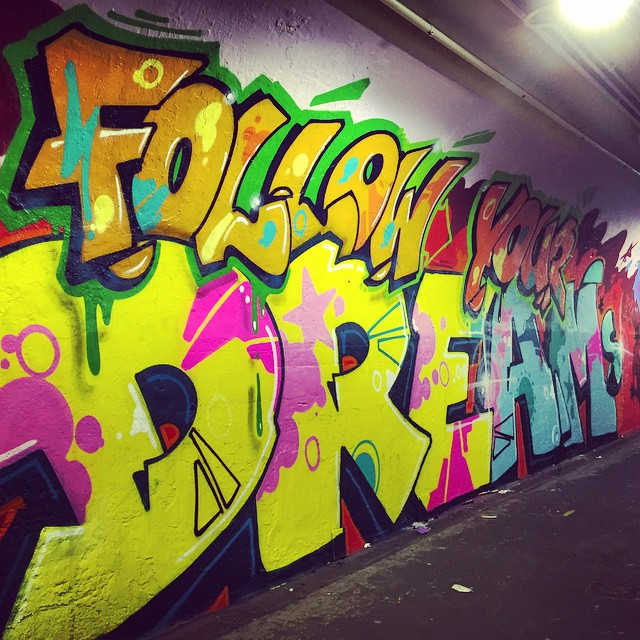 191 Street Tunnel - Follow Your Dreams