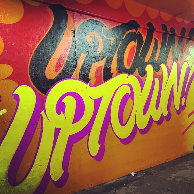 191 Street Tunnel - Uptown