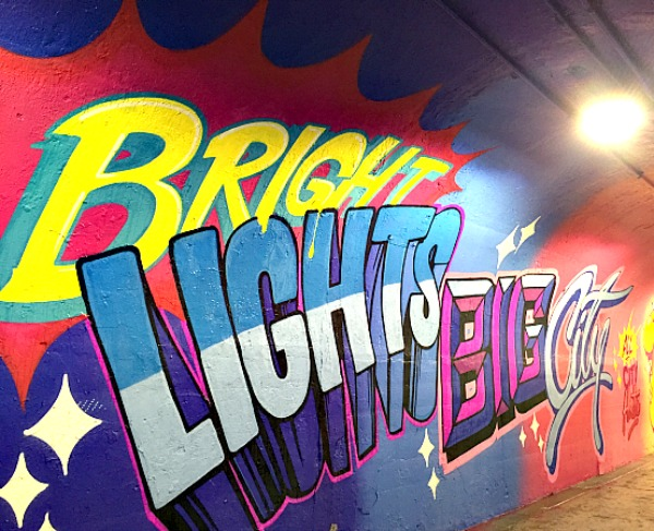191st Street Tunnel - Washington Heights - Bright Lights Big City