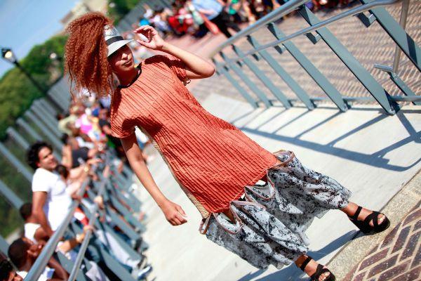 Eco-Fashion @ High Bridge - Washington Heights