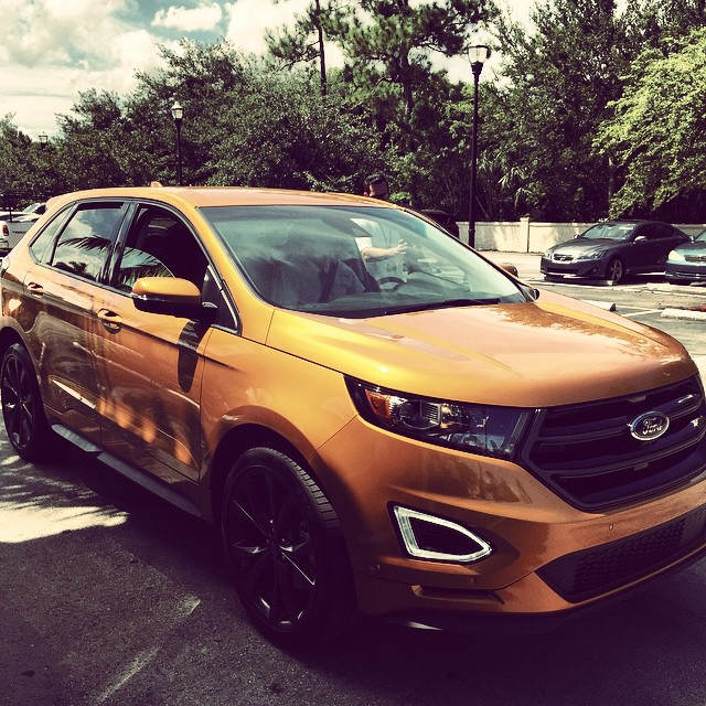 Ford Millennials - 2016 Ford Edge