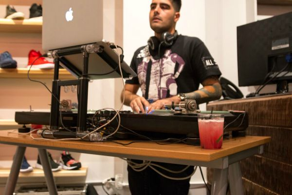 Probus Grand Opening - DJ