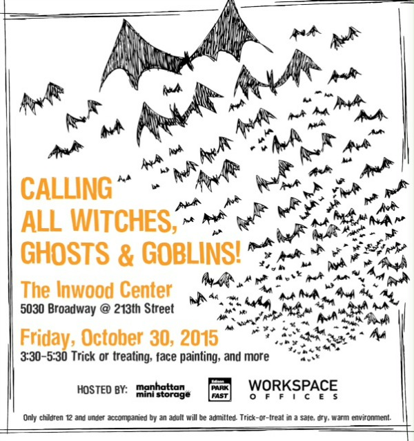 Halloween at the Inwood Center