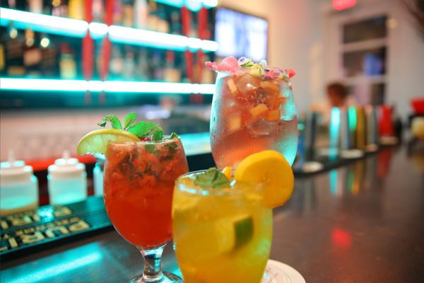 Mamasushi - Cocktails