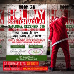 12/05/15: Room 28 Holiday Sketchtacular