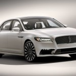 Lincoln Unveils The Continental @ The International Detroit Auto Show