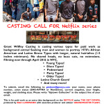 Casting Call – The Get Down