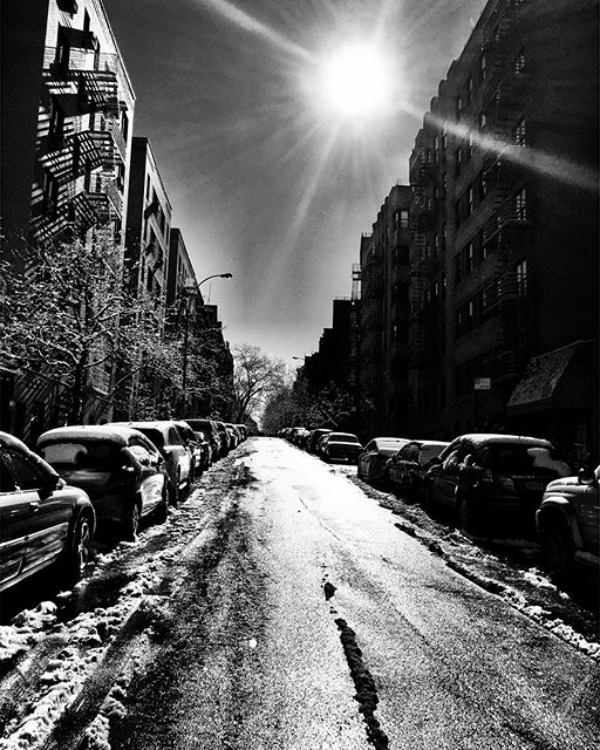 Washington Heights Snow