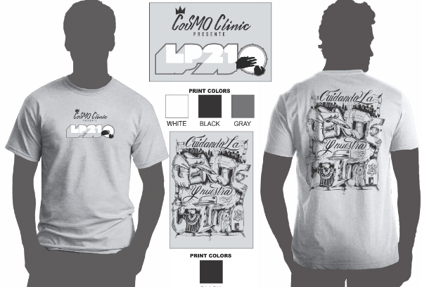 LP21Cosmotshirt