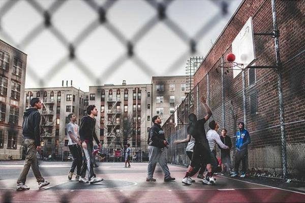 Hoops - Washington Heights