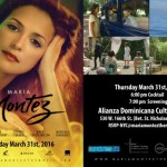 03/31/16: Maria Montez Screening @ Alianza Dominicana Cultural Center