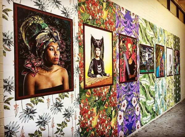 Flux Art Fair - Marcus Garvey Park