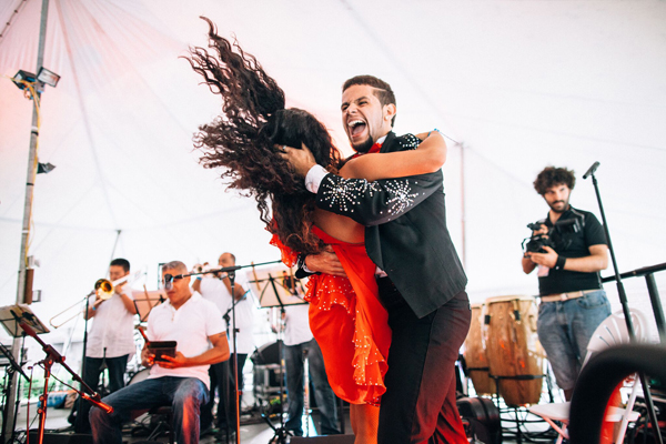 Afro Latino Festival - Couple Dancing