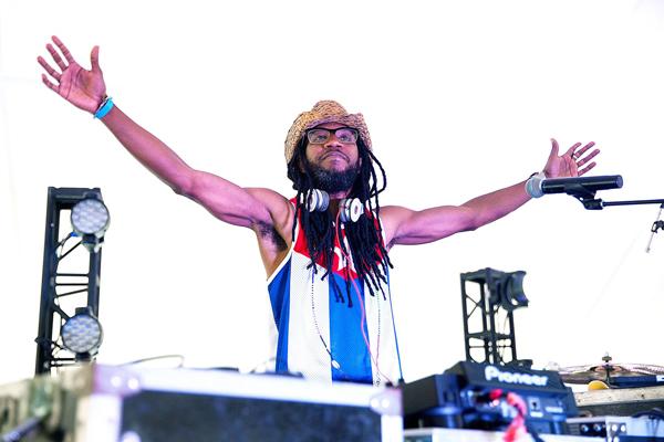 Afro Latino Festival - DJ Jigue