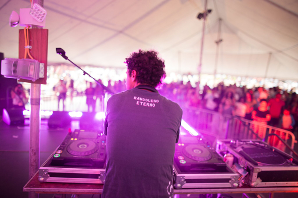 Afro Latino Festival - Nickodemus
