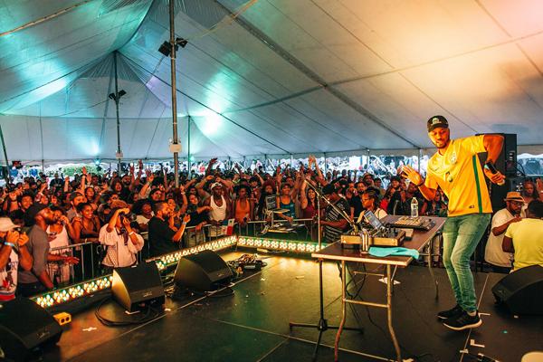 Afro Latino Festival - Sango