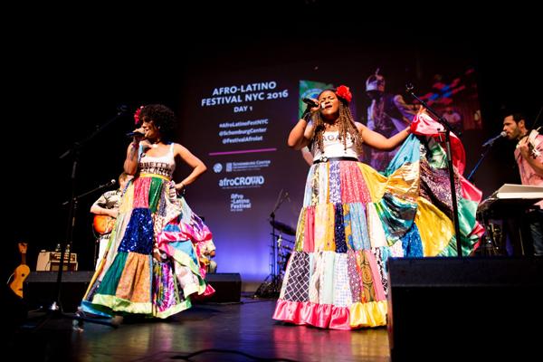Afro Latino Festival - Shomburg