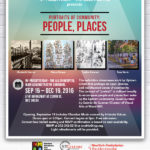 09/19/16: Portraits of Community - People, Places Opening Reception