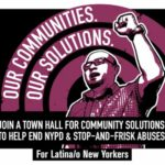 Uptown Today: Community Forum on Stop & Frisk