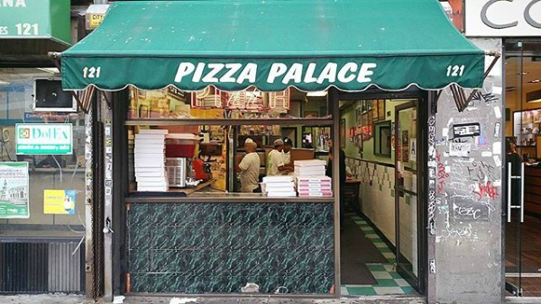 UC - Pizza Palace - NYCStreetWalls