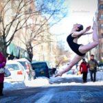 #InstagramUptown: Snow Day