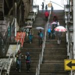 #InstagramUptown: Rain, Rain, Go Away