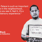 The United Palace of Cultural Arts features Led Black in their Community Spotlight series