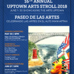 05/30/18: The 2018 Uptown Arts Stroll Kicks Off @ The Sugar Hill Children's Museum